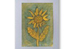 Kwiat 10 - rysunek dekoracyjny do pokoju