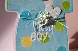 Kartka bodziak na narodziny
