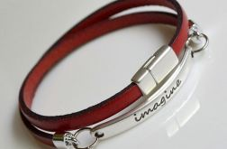 red leather imagine