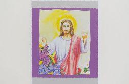 Kartka z Panem Jezusem (w nr 54)