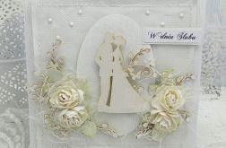 Wyjątkowa kartka ślubna