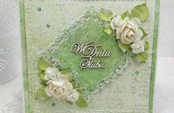 W dniu Ślubu- z kopertą