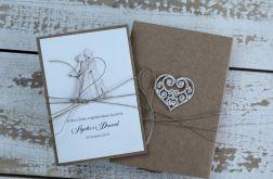 kartka ślubna z personalizacją i pudełkiem2a