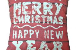 Poszewka świąteczna -motyw 5 -Boże Narodzenie
