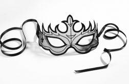 Maska jedwabna