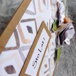 Kartka urodzinowa kwiaty - Kartka okolicznościowa - góra