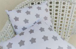 Poszewka piernikowe gwiazdy