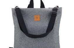 Plecak/torba Mili Urban Jungle L-szary melanż