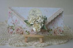 50 Rocznica Ślubu KARTKA
