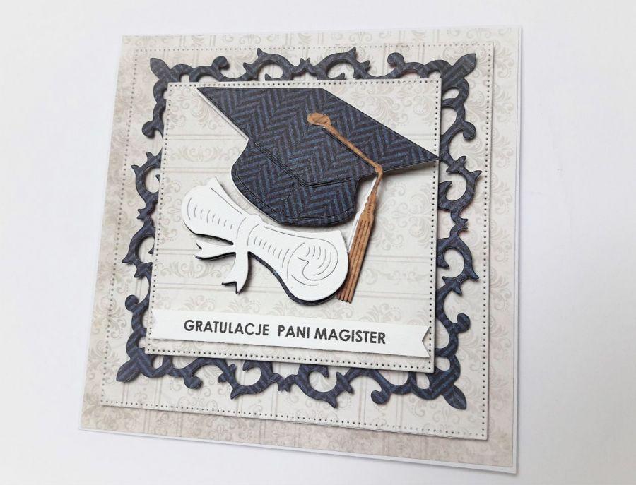Gratulacje Dla Pani Magister Atelier Kartek