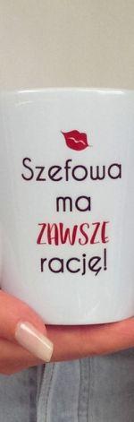 KUBEK LATTE SZEFOWA