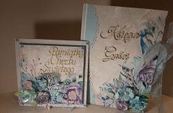 Księga Gości oraz kartka okolicznościowa