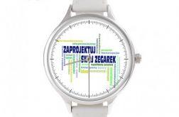 Zegarek InBloom spersonalizowany