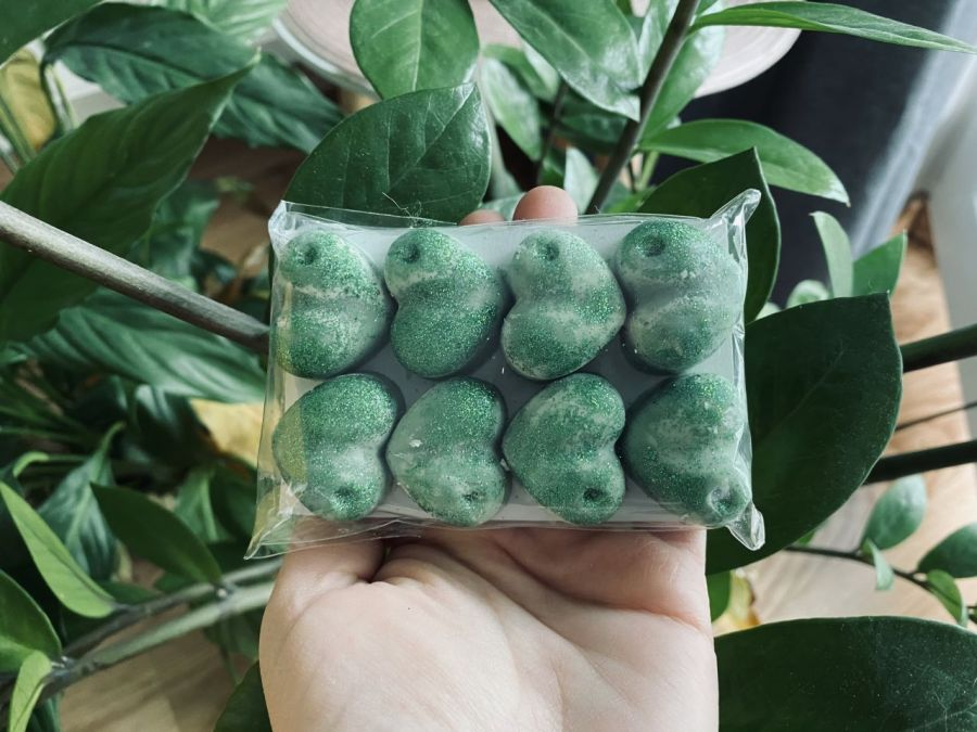 Cukierki Miętówki - wosk sojowy zapachowy - wosk sojowy o zapachu cukierków miętowych