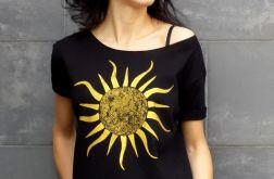 """t-shirt  """"ZŁOTE SŁOŃCE"""