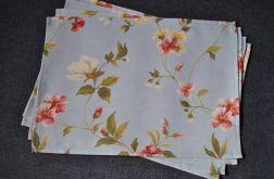 4 podkładki pod talerze - magnolie II