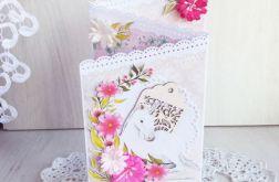 Kartka urodzinowa parawan Unicorn GOTOWA
