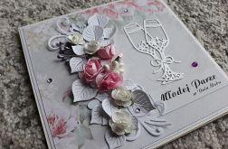 Kartka ślubna 8