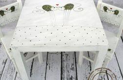 stolik dla malucha