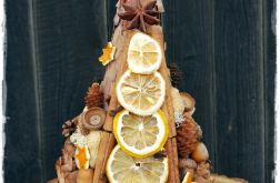 Choineczka z cytrynami, naturalna