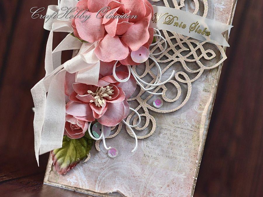 W Dniu Ślubu - z ornamentem - W dniu ślubu - detal II