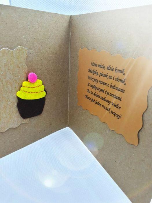 Kartka urodzinowa dziecięca #5 - 3