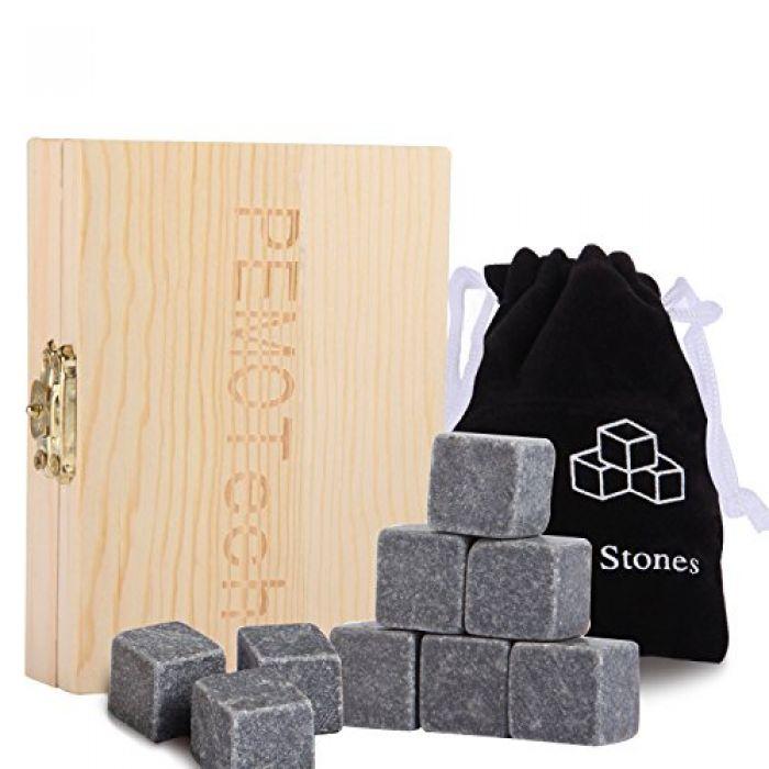 Kamienne kostki do drinków  pudełko