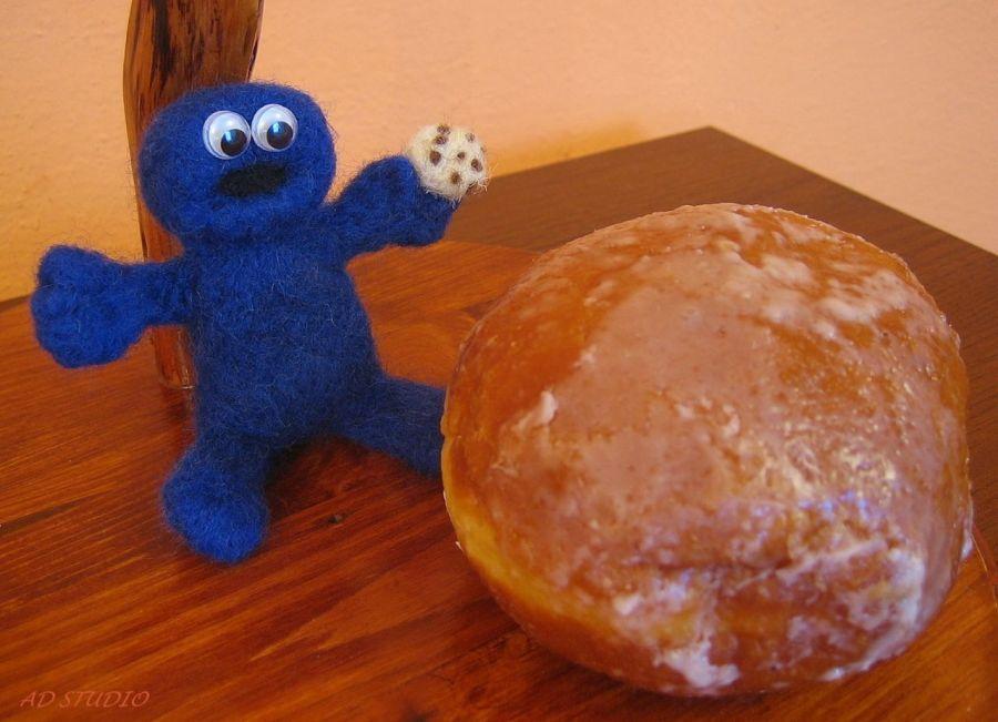 Ciasteczkowy potwór -
