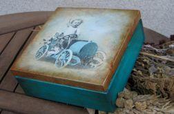 Pudełko CHŁOPIEC -retro