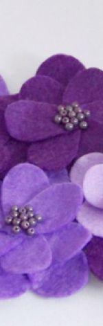 Fiolety wciąż w modzie
