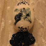 dekoracja wielkanocna, jajo, pisanka