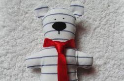 Miś kieszonkowy z krawatem