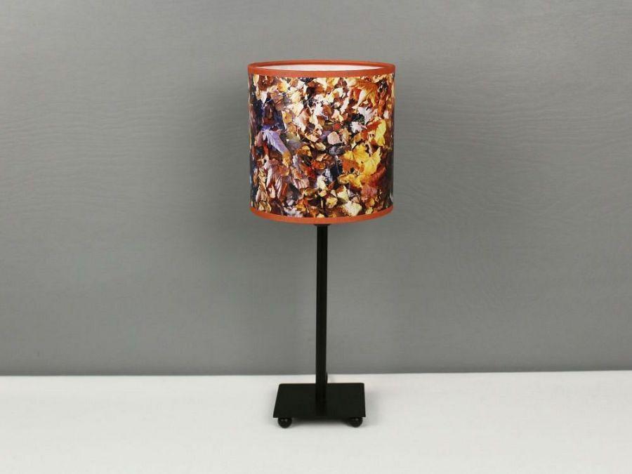 """Lampa w jesienne liście """"Colours of autumn"""" S - Abażur + podstawa"""