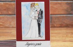 Zaproszenia ślub+chrzest