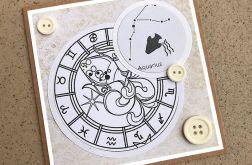 Znaki Zodiaku - Wodnik