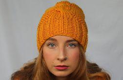 czapka z warkoczem - kolory