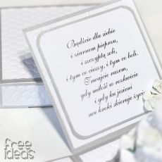 Pudełeczko dla Młodej Pary EBS064