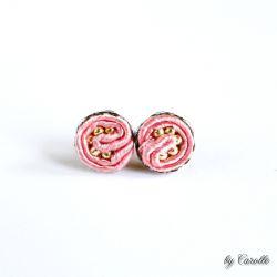 Mini Swirls Pink