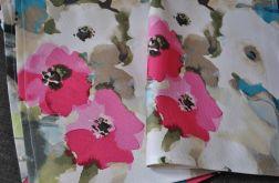 4 podkładki pod talerze - kolorowe kwiaty Mon