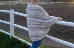 big sweter ecru