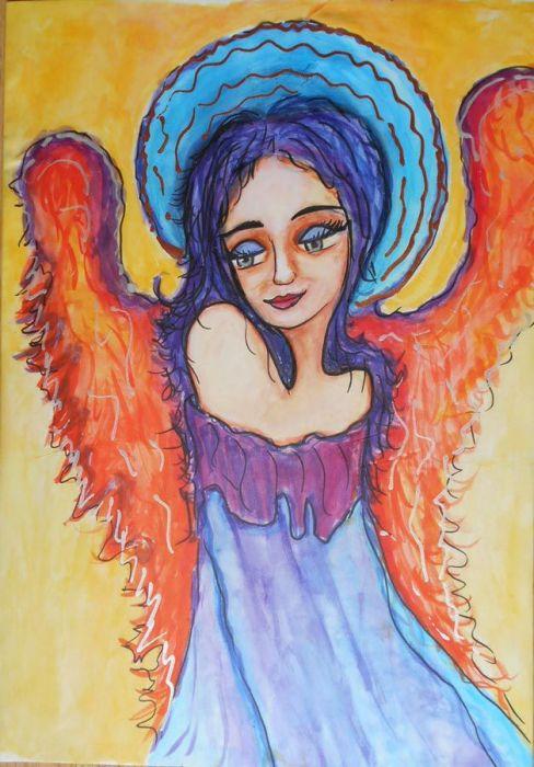Angel I - Silk