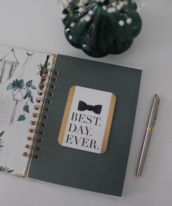 Planer ślubny - Our Wedding - Przekładka I
