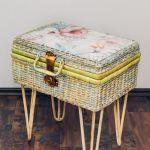 romantyczny stolik nocny Tropical Treasure