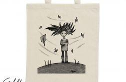 Wietrzna - torba z nadrukiem