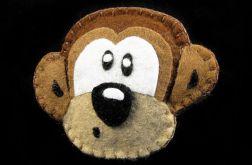 Broszka Małpka Fiki Miki
