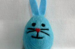 Filcowany królik (8cm) (03)