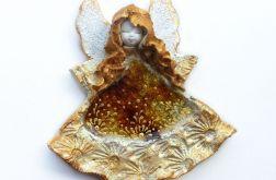 Anioł ceramiczny Felicja 08