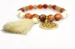 Bransoletka jesienna zawierucha