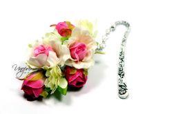 Zakładka do książek Bukiet kwiatów 1