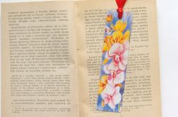 Kolorowa zakładka do książki